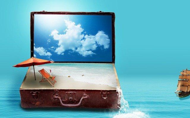 Op vakantie in binnen- of buitenland?